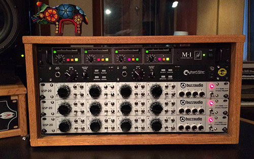 home studio preamp